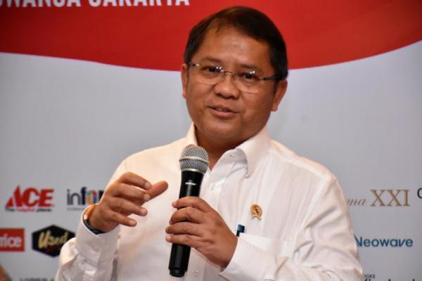 Insiden Penusukan Wiranto, Rudiantara Minta Masyarakat Tak Sebarkan Hoaks