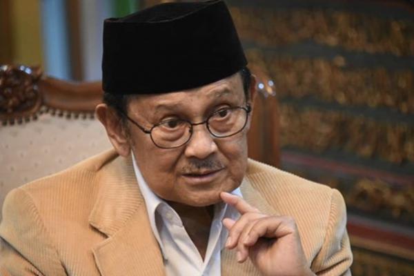 Bendum KNPI Banten, Achmad Baiquni: BJ Habibie Inspirasi dan Panutan Kaum Muda Indonesia