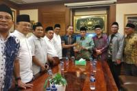 Fransisco Yapri, Kader Garda Bangsa Belitung Masuk Islam