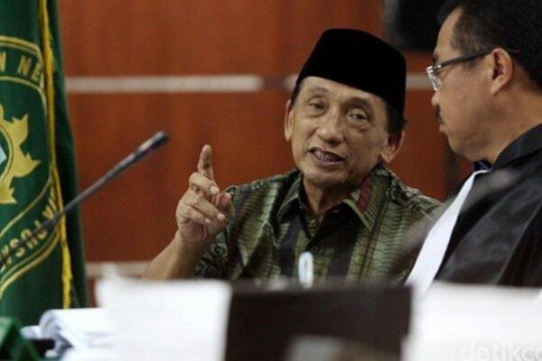 Eks Bupati Bangkalan, Fuad Amin Meninggal Dunia