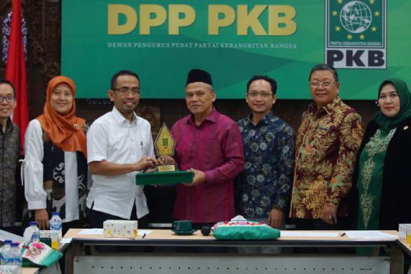 PKB Terima Audiensi PPIM UIN Jakarta, Dorong Pendidikan Agama Diperkuat