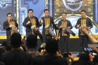 Buka Munas XVI HIPMI, Jokowi Ingatkan Soal Revolusi Konsumen di Indonesia