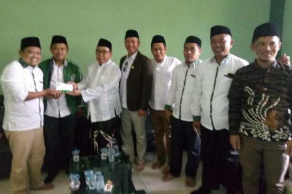 Fraksi PKB DPRD Sukabumi Sowan PCNU