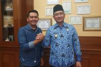 Tokoh Muda Banten Lakukan Pertemuan dengan Wagub Banten