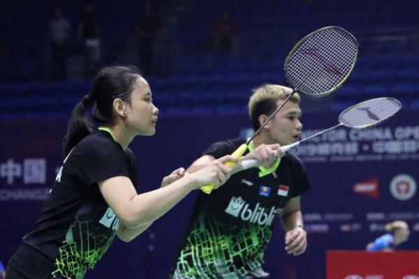 China Open 2019: Lima Wakil Indonesia Melaju ke Babak Dua