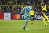 Liga Champions, Dortmund Tahan Imbang Barcelona 0-0