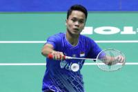 Anthony Ginting Melenggang ke Semifinal China Open 2019