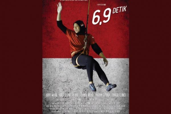 Sukses Main di Film 6,9 Detik, Aries Susanti Prioritaskan Karier Olahraga