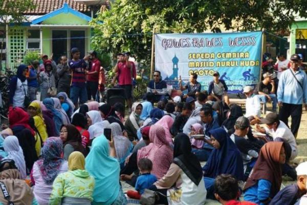 Kampung Taqwa di Bantul Rayakan Haornas 2019