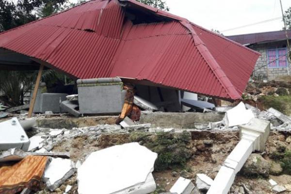 Gempa Maluku, 23 Orang Meninggal Dunia