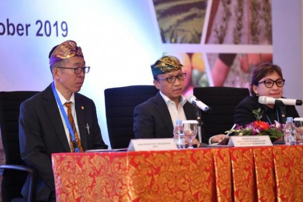 Kerjasama dengan APO, Kemendesa PDTT Gelar Workshop Agricultural Transformation di Bali