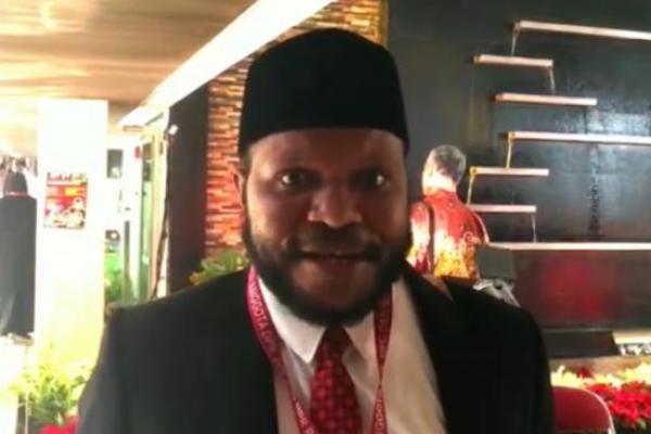 Marthen Douw: Saya Papua, Saya Pergi untuk Kembali