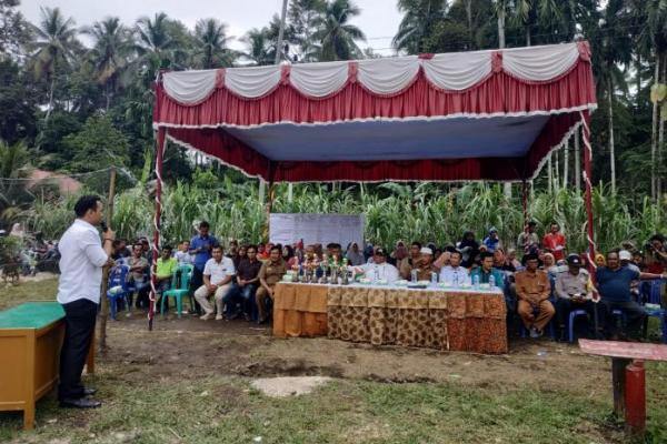 Dukung Turnamen Voly, Firdaus Harap Olahraga Pererat Silaturahmi Pemuda