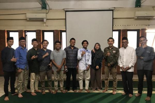 Mahasiswa Sahabat Masjid Gelar Halaqoh Imaarotul Masjid di UI Depok