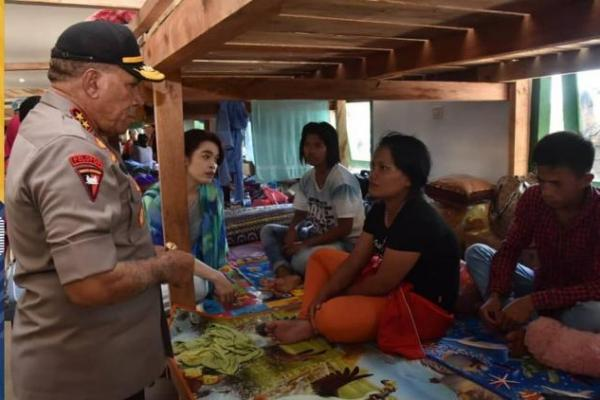 Kondisi Wamena Berangsur Pulih Pasca Kerusuhan