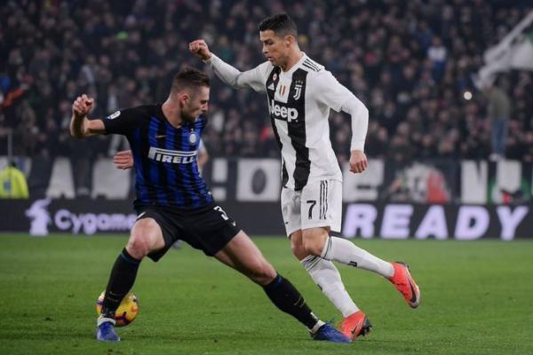 Jamu Juventus, Inter Milan Waspada