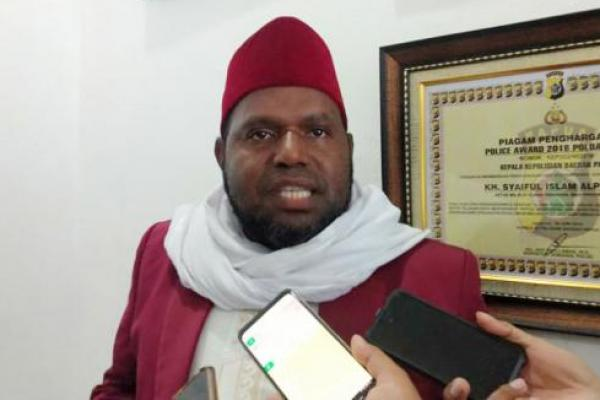 Alpayage: Papua Sudah Kondusif, Tak Perlu Paksakan Jihad!