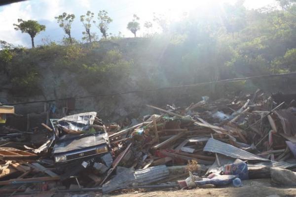 Pemerintah Berikan Dana Hibah Rp1,9 Triliun untuk 4 Daerah Korban Gempa Palu