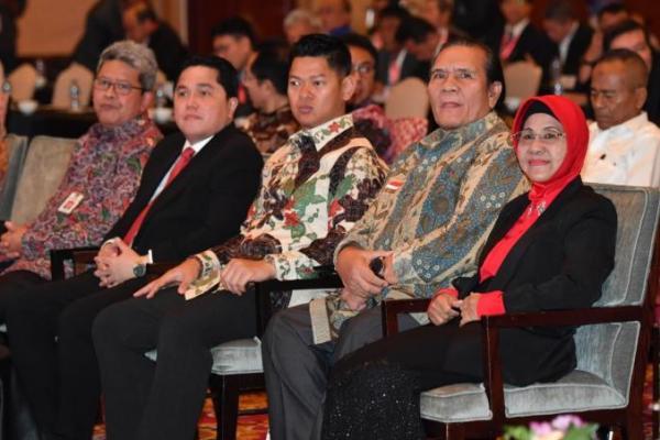 Kemenpora Dorong KOI Sukseskan Indonesia Tuan Rumah Olimpiade 2032