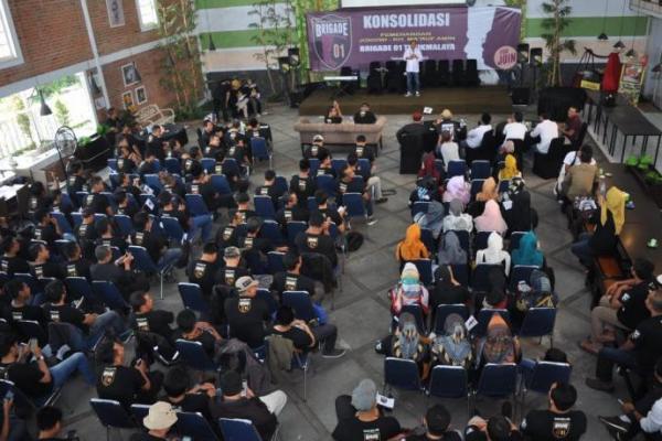 Dukung Pelantikan Presiden, Brigade 01 Jabar Kirim 10 Ribu Kader ke Jakarta
