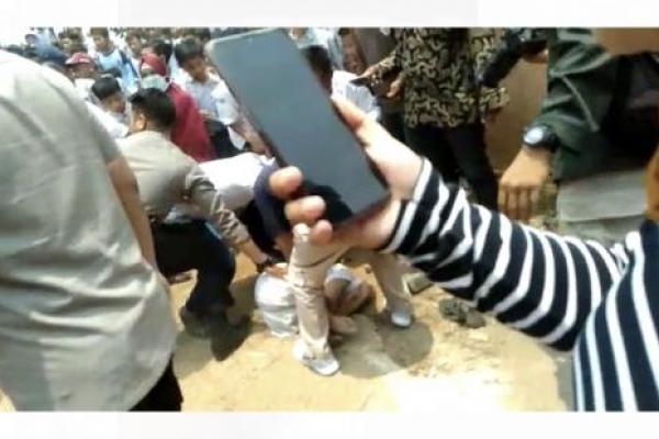 Pelaku Penusukan Menkopolhukam Diduga Terpapar Paham Radikal ISIS