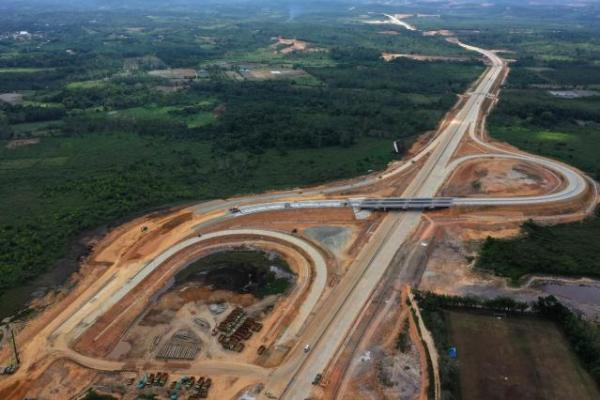 PUPR Targetkan 427 KM Ruas Tol Baru Tuntas Tahun 2021