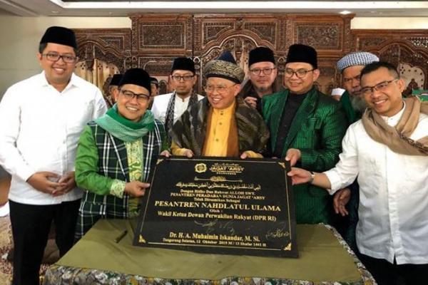 Gus Muhaimin: UU Pesantren Disahkan Berkat Doa Kiai dan Santri