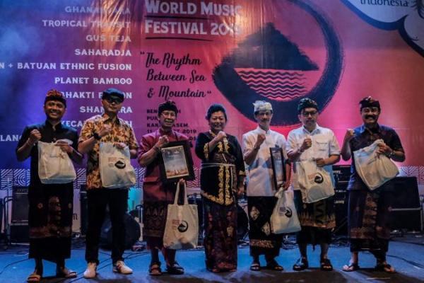 Kemenpar Gandeng Bali Tourism Board Gelar Karangasem World Music Festival