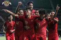 Timnas Indonesia U-19 Bantai China 3-1