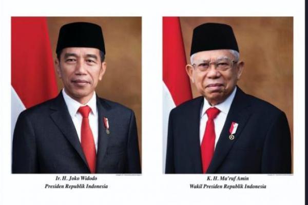 Berikut Rangkaian Acara Pelantikan Jokowi-Ma'ruf Amin Hari Ini