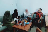 Kerja Cepat, Abdul Wahid Terima Kunjungan BP3 Riau di Komplek DPR
