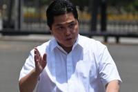 Menteri BUMN Erick Thohir Pecat Dirut Garuda Indonesia