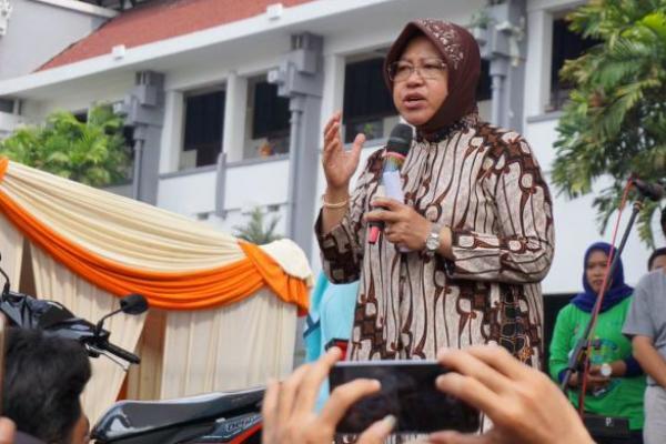 Tri Rismaharini Siap Memimpin Jakarta, Asal....