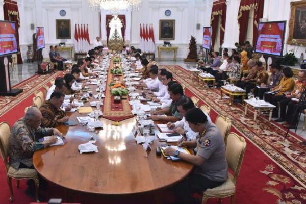 Presiden Jokowi: Program Pemerintah Goalnya Lapangan Pekerjaan