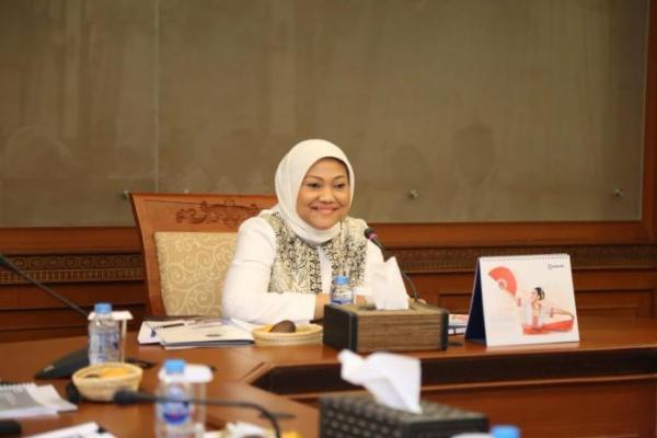 Menteri Ida Fauziyah Apresiasi Peningkatan Suara Perempuan di DPR