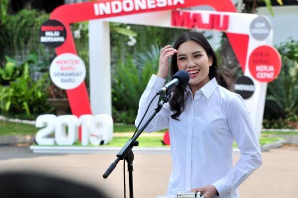 Putri Bos MNC Group Jabat Wamen Pariwisata dan Ekonomi Kreatif