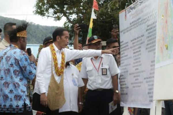 Presiden Jokowi Minta 2-3 Tahun Bangun Bandara Pegunungan Arfak