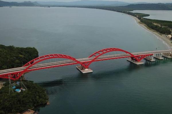 Diresmikan Jokowi, ini Alasan Jembatan Holtekamp Ganti Nama Jadi Youtefa