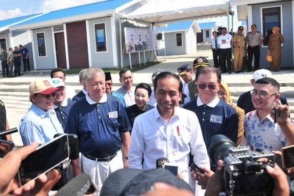 Presiden Jokowi Sebut Manajemen Penanganan Gempa di Maluku Sudah Lebih Baik