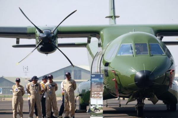 Mengenal CN235-220, Pesawat Buatan Indonesia yang Diekspor ke Nepal