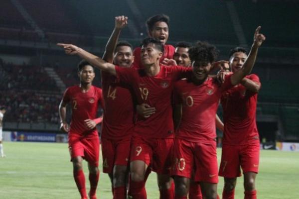Timnas Indonesia U-19 Bantai Hong Kong 4-0