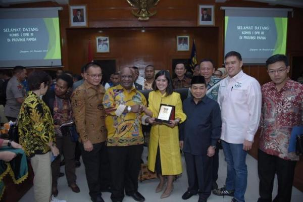 Komisi I DPR Tekankan Upaya Dialog Selesaikan Masalah Papua