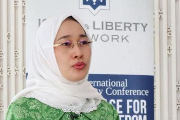 Konferensi Internasional Islam, Anggia Respon Isu Kebebasan Beragama Dunia