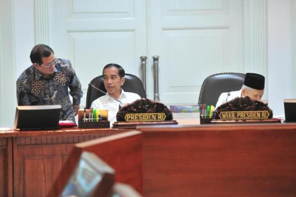 Presiden Jokowi Minta Program Kartu Pra Kerja Segera Diimplementasikan