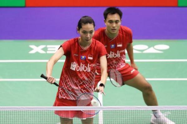 Pulangkan Wakil Taiwan, Hafiz/Gloria Lolos ke Babak Dua Hong Kong Open 2019