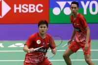 Dua Wakil Indonesia Bersaing Rebut Tiket Perempat Final Hong Kong Open 2019