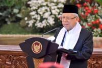 Wapres Maruf Amin Harap BSI Mampu Tingkatkan Daya Saing Perbankan Syariah