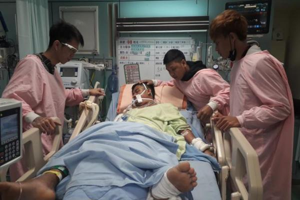 Gus Muhaimin Terketuk Bantu Saffa, BMI Taiwan yang Jatuh dari Lantai 11
