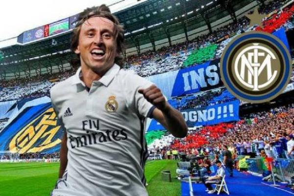 Tertarik Hijrah ke Serie A, Luca Modric Beri Sinyal Berseragam Inter Milan