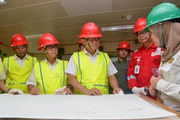 Buru Cadangan Migas, Menteri ESDM Launching Survei Seismik 2D Terbesar